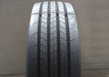 Rib Tread 12R22.5 Highway Truck Tires Four Straight Grooves Design Light Weight