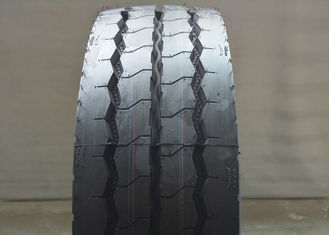 Triple Grooves All Season Truck Tires Rib Type Tread 12R22.5 Compact Size