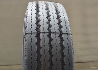 Compact 11R22.5 Highway Truck Tires All Steel Radial Tire Structure Wear Resistance
