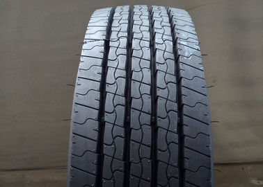 Urban Buses / Travel Coach Tires 10R22.5 Closed Outboard Shoulder Design