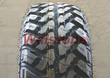 16 Inch Rugged Look Radial Mud Tires LT235/75R16 Getting Traction In The Mud
